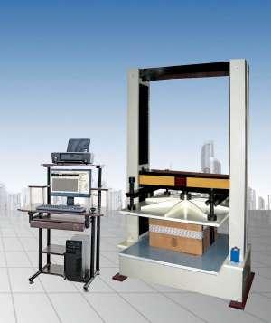 包装箱容器压力试验机