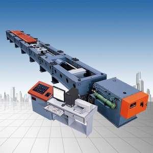 200KN微机控制电液伺服卧式拉力试验机